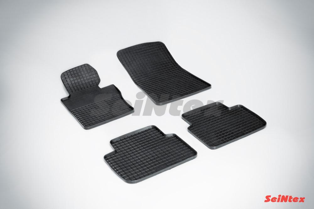 Автомобильный коврик Seintex 85400 для BMW 1 Ser E-87 - фото 6